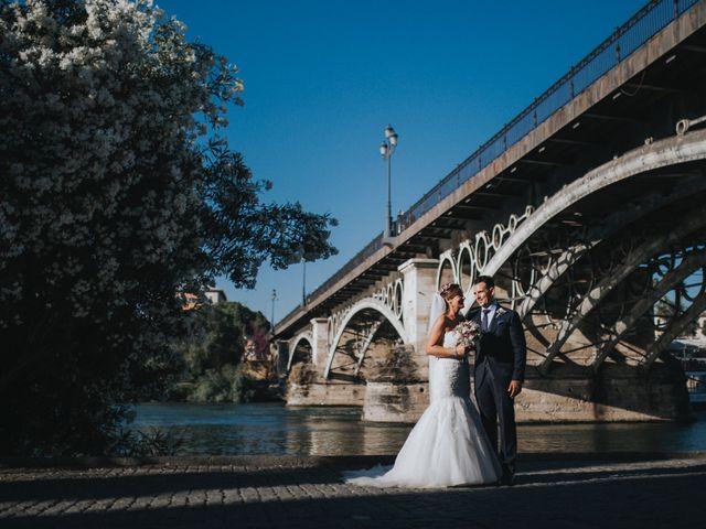 La boda de Javier y Miriam en Camas, Sevilla 62