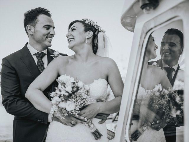 La boda de Javier y Miriam en Camas, Sevilla 68