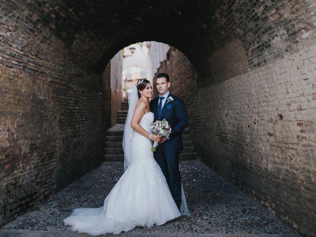 La boda de Javier y Miriam en Camas, Sevilla 74