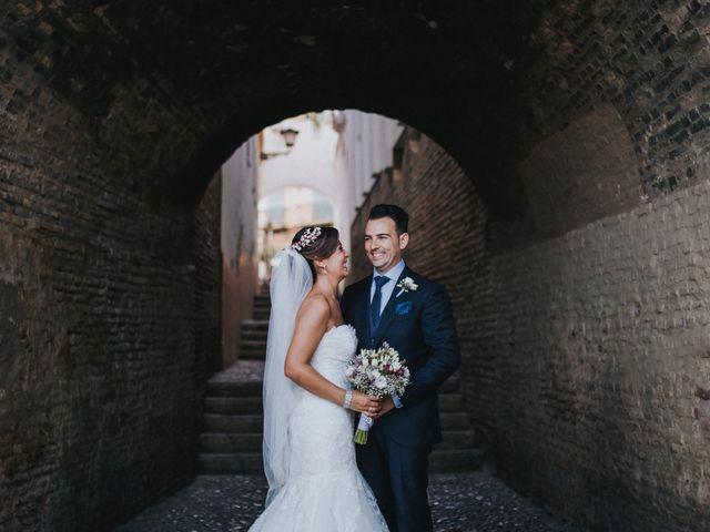 La boda de Javier y Miriam en Camas, Sevilla 75