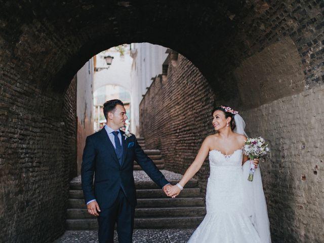 La boda de Javier y Miriam en Camas, Sevilla 78