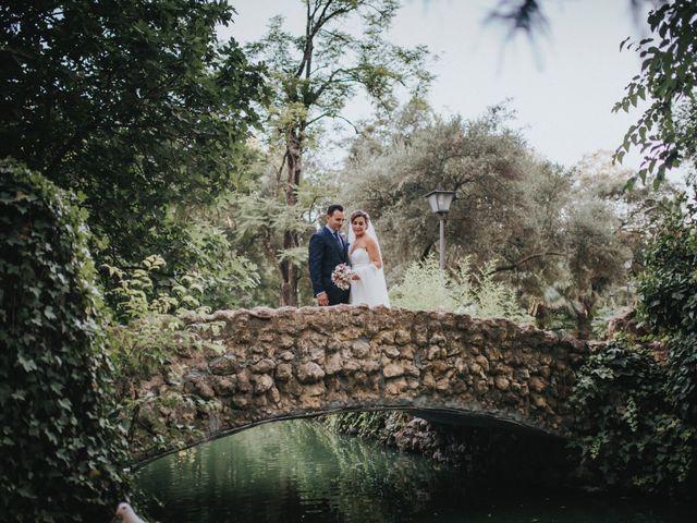 La boda de Javier y Miriam en Camas, Sevilla 80