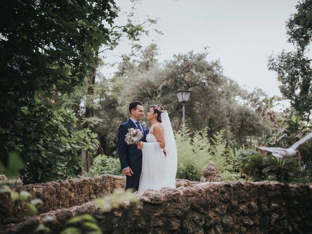 La boda de Javier y Miriam en Camas, Sevilla 81