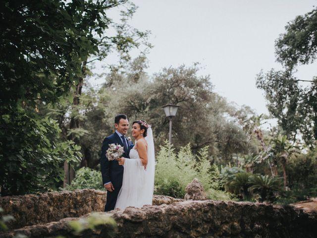 La boda de Javier y Miriam en Camas, Sevilla 82