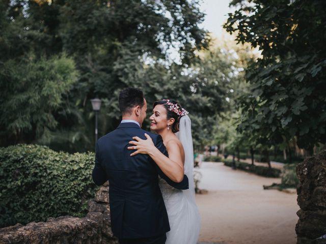 La boda de Javier y Miriam en Camas, Sevilla 83