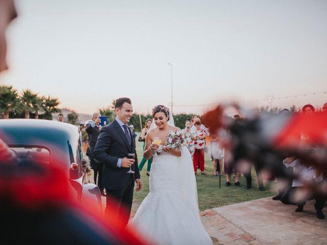 La boda de Javier y Miriam en Camas, Sevilla 88