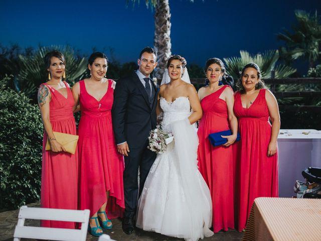 La boda de Javier y Miriam en Camas, Sevilla 97