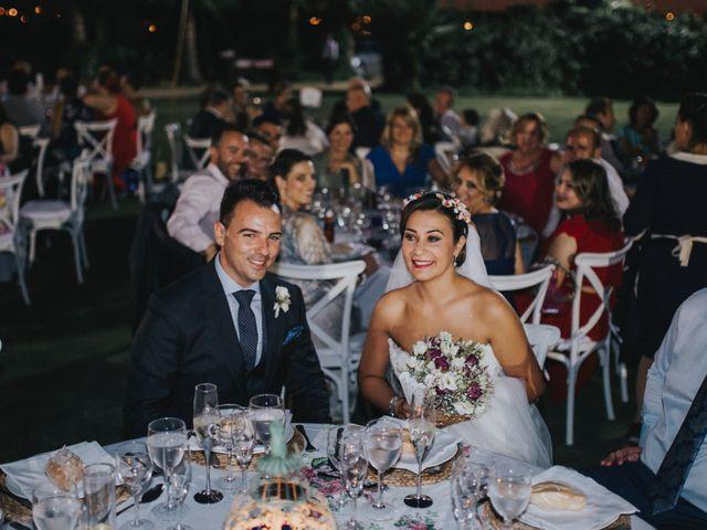 La boda de Javier y Miriam en Camas, Sevilla 99