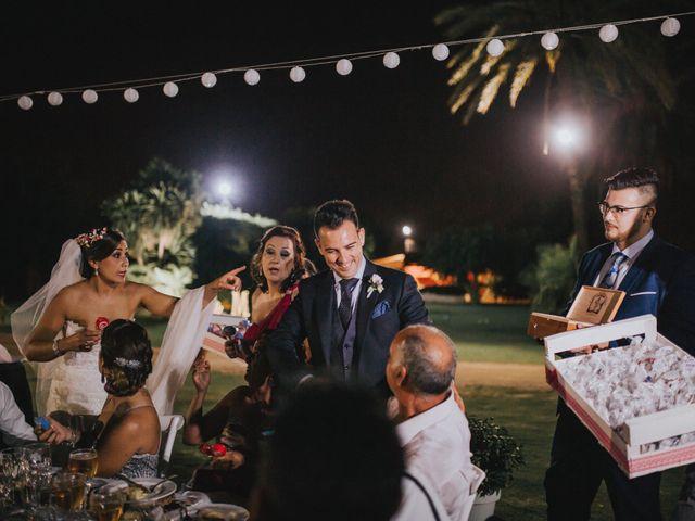 La boda de Javier y Miriam en Camas, Sevilla 100