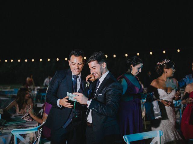 La boda de Javier y Miriam en Camas, Sevilla 105