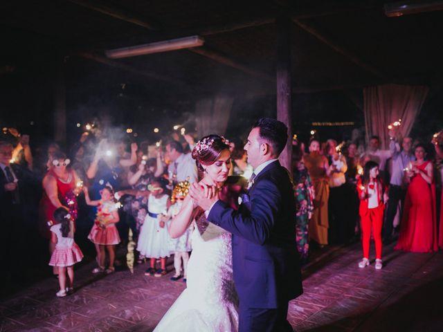 La boda de Javier y Miriam en Camas, Sevilla 107