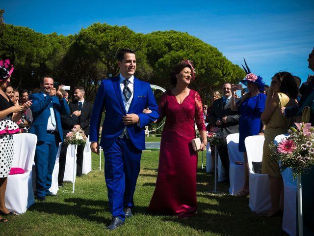 La boda de Joaquín y Rocío en Chiclana De La Frontera, Cádiz 12