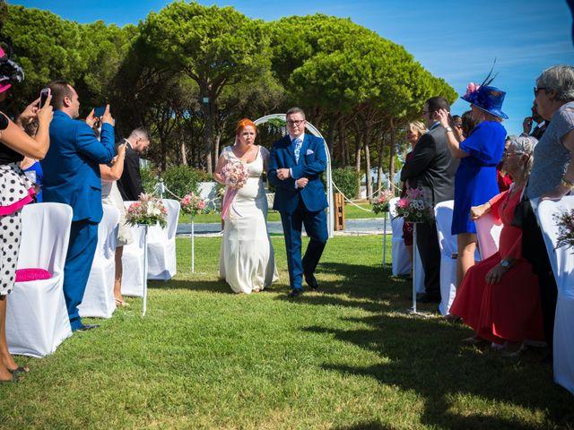 La boda de Joaquín y Rocío en Chiclana De La Frontera, Cádiz 14