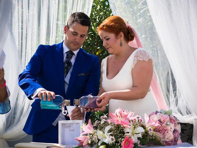 La boda de Joaquín y Rocío en Chiclana De La Frontera, Cádiz 17