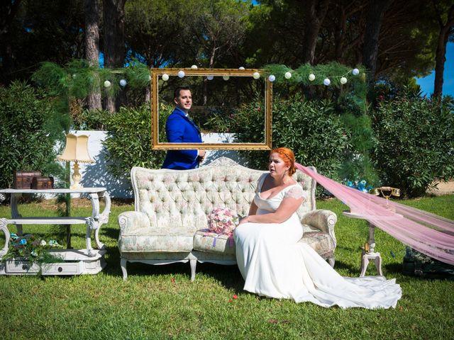 La boda de Joaquín y Rocío en Chiclana De La Frontera, Cádiz 19