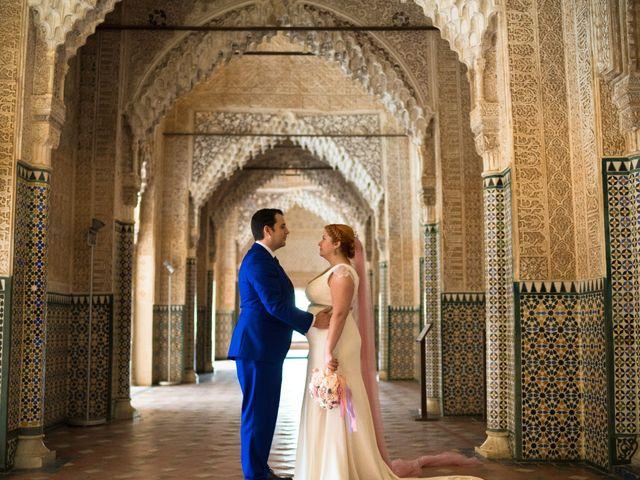 La boda de Joaquín y Rocío en Chiclana De La Frontera, Cádiz 22