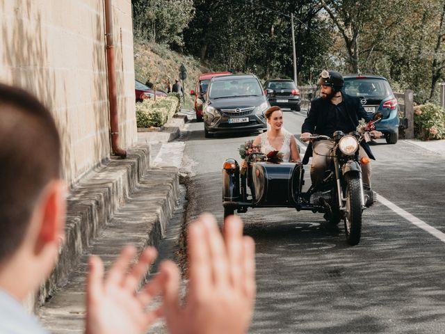 La boda de Xabi y Olatz en Hondarribia, Guipúzcoa 9