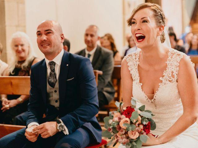 La boda de Xabi y Olatz en Hondarribia, Guipúzcoa 14