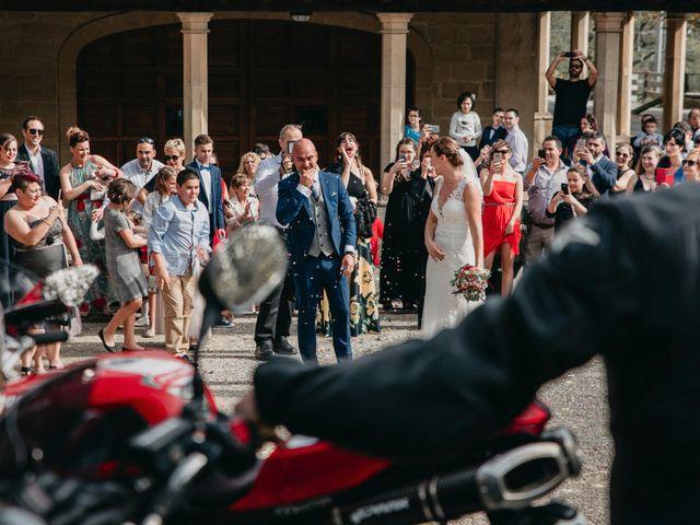 La boda de Xabi y Olatz en Hondarribia, Guipúzcoa 18