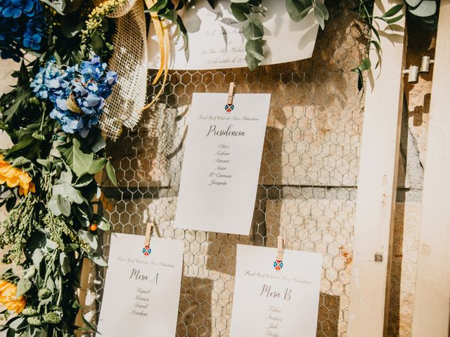 La boda de Xabi y Olatz en Hondarribia, Guipúzcoa 19