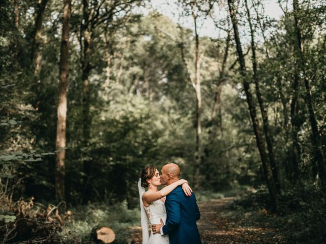 La boda de Xabi y Olatz en Hondarribia, Guipúzcoa 21