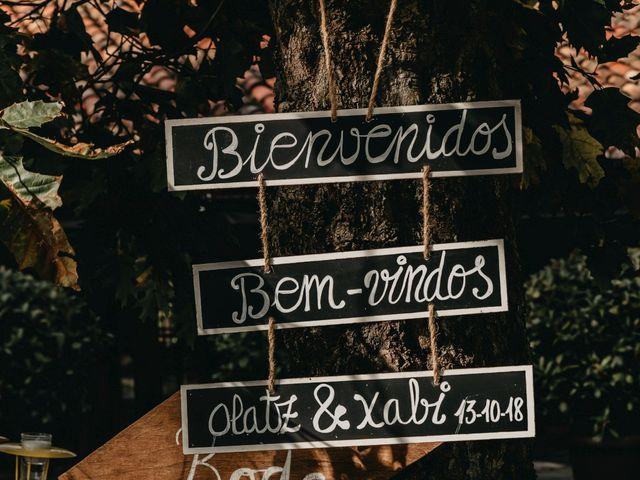 La boda de Xabi y Olatz en Hondarribia, Guipúzcoa 24