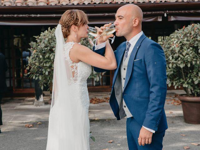 La boda de Xabi y Olatz en Hondarribia, Guipúzcoa 28