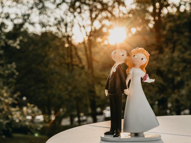 La boda de Xabi y Olatz en Hondarribia, Guipúzcoa 33