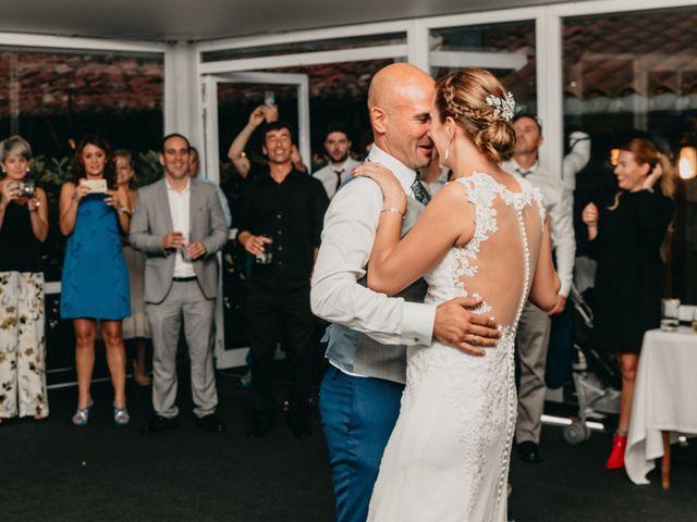 La boda de Xabi y Olatz en Hondarribia, Guipúzcoa 35