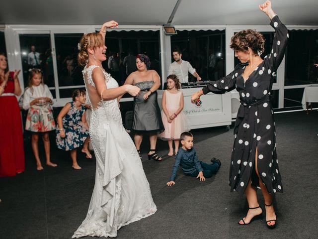 La boda de Xabi y Olatz en Hondarribia, Guipúzcoa 36