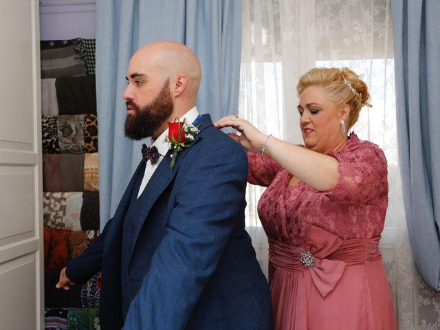 La boda de Samuel y Elena en Toledo, Toledo 33