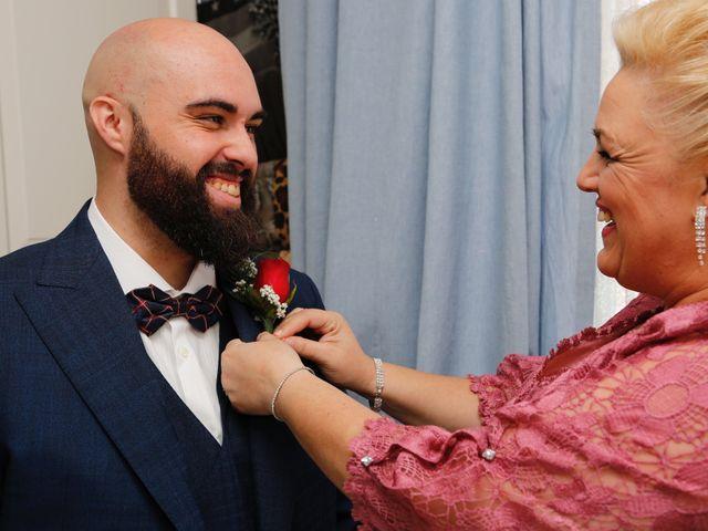 La boda de Samuel y Elena en Toledo, Toledo 34