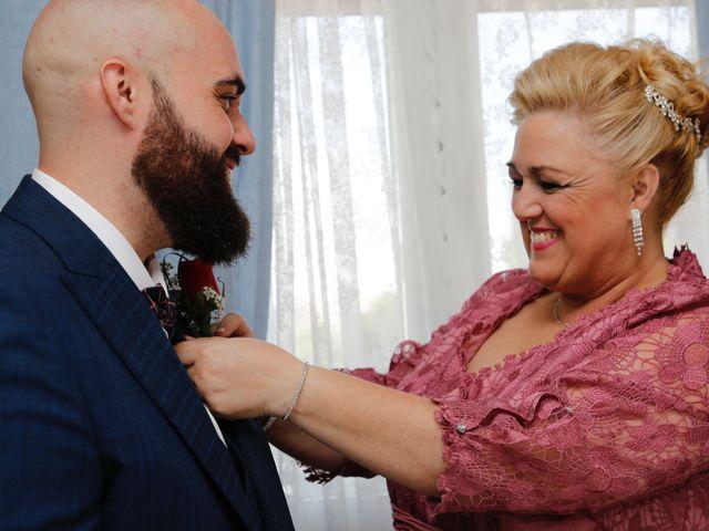 La boda de Samuel y Elena en Toledo, Toledo 35
