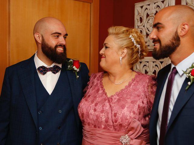 La boda de Samuel y Elena en Toledo, Toledo 42