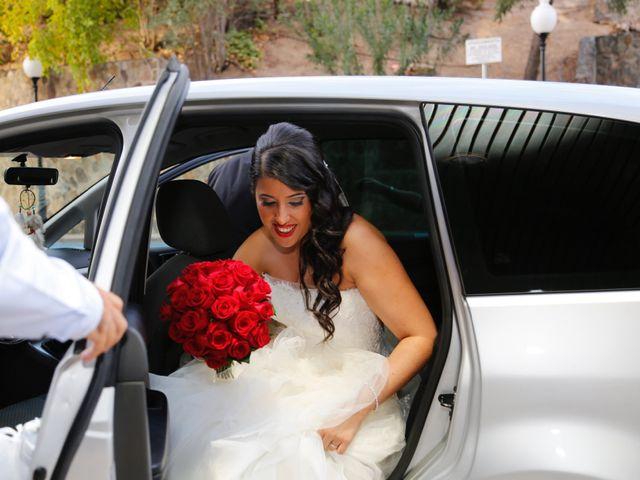 La boda de Samuel y Elena en Toledo, Toledo 49