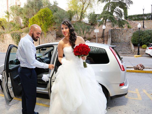 La boda de Samuel y Elena en Toledo, Toledo 50