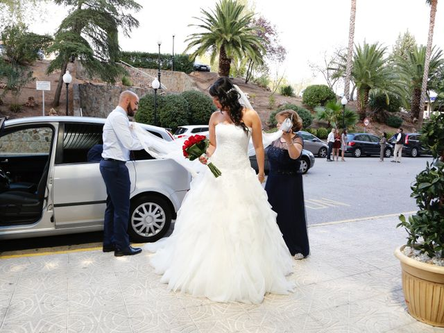 La boda de Samuel y Elena en Toledo, Toledo 51
