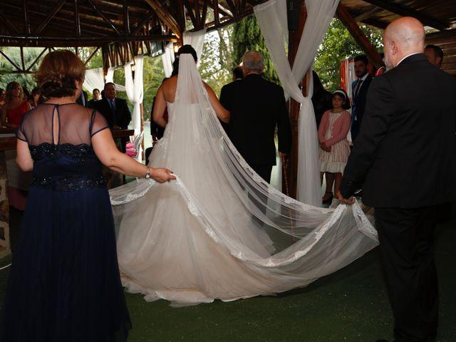 La boda de Samuel y Elena en Toledo, Toledo 58