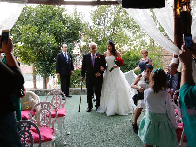 La boda de Samuel y Elena en Toledo, Toledo 59
