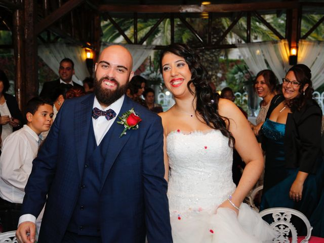 La boda de Samuel y Elena en Toledo, Toledo 89