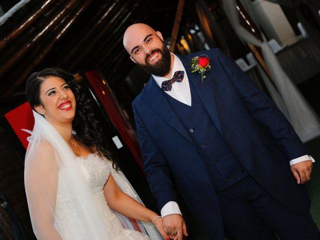 La boda de Samuel y Elena en Toledo, Toledo 91