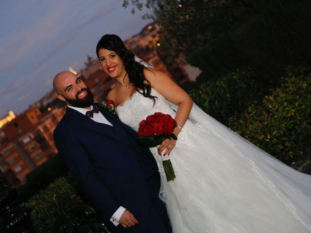 La boda de Samuel y Elena en Toledo, Toledo 100