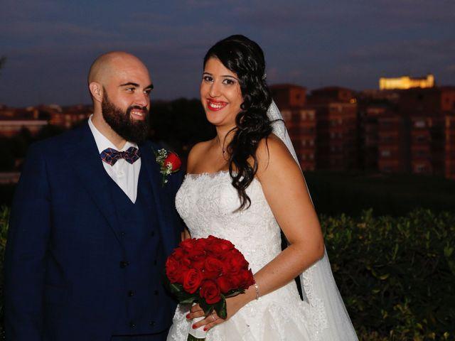 La boda de Samuel y Elena en Toledo, Toledo 102