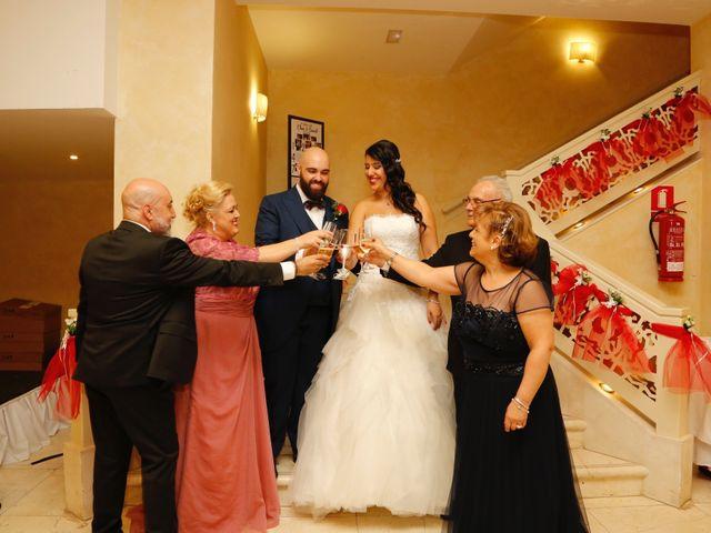 La boda de Samuel y Elena en Toledo, Toledo 120