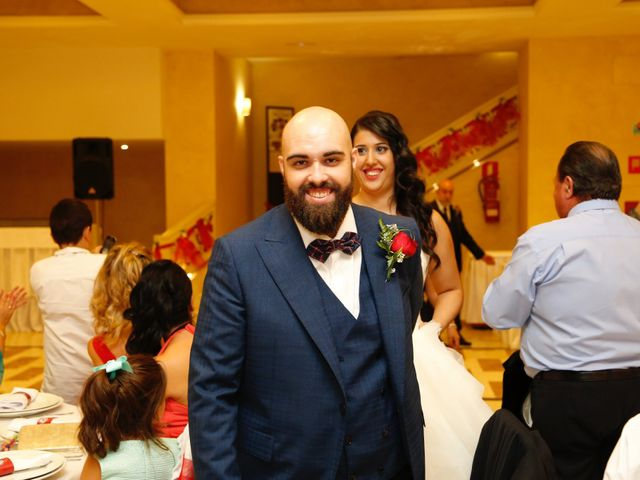 La boda de Samuel y Elena en Toledo, Toledo 121