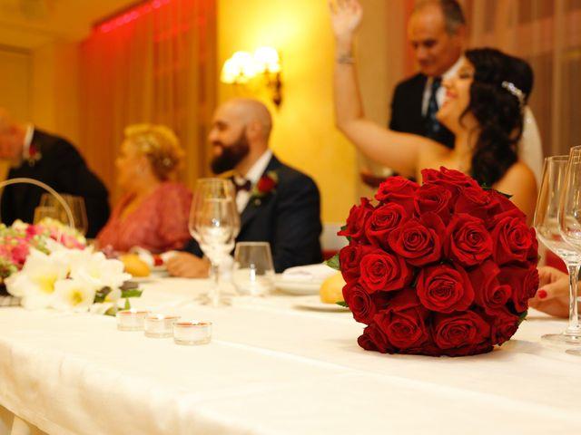 La boda de Samuel y Elena en Toledo, Toledo 123