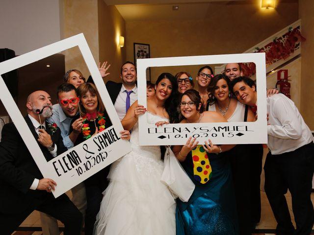 La boda de Samuel y Elena en Toledo, Toledo 164