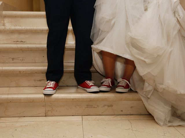 La boda de Samuel y Elena en Toledo, Toledo 173