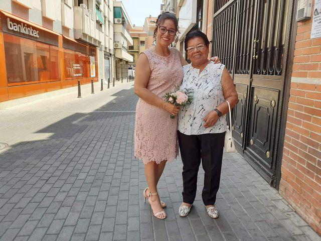 La boda de César y Paola en Getafe, Madrid 2