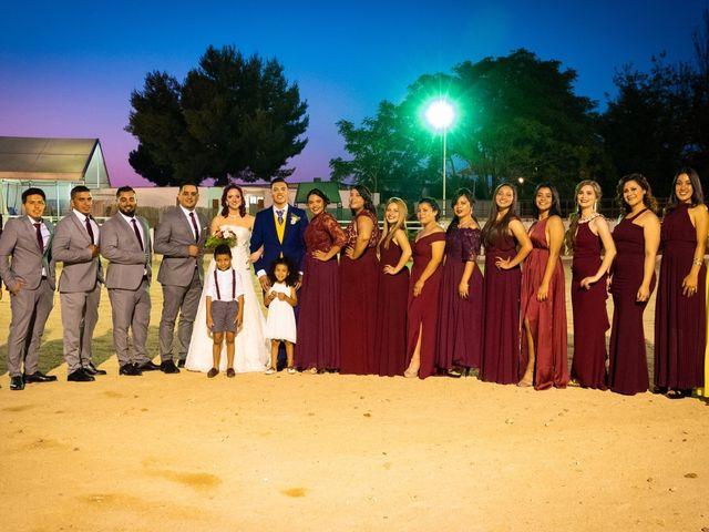 La boda de Dacil y Yorman en Madrid, Madrid 1